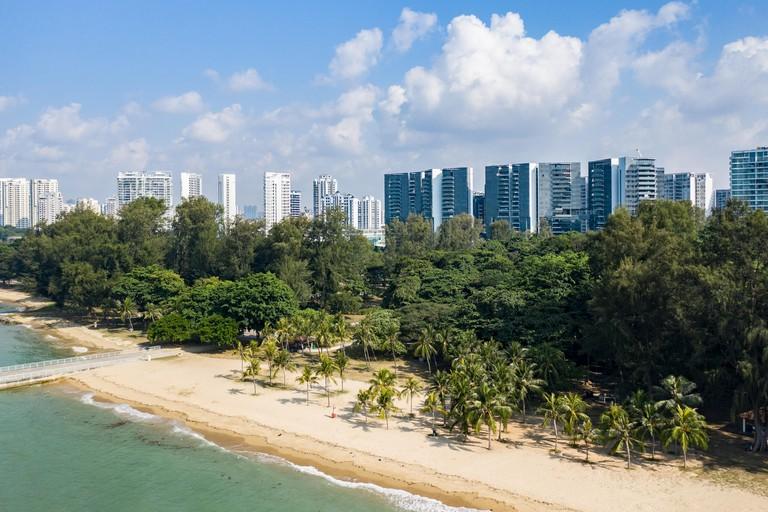 East Coast Park, Singapore.