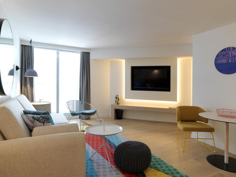 Bondi is a boutique hotel with apartment-style rooms