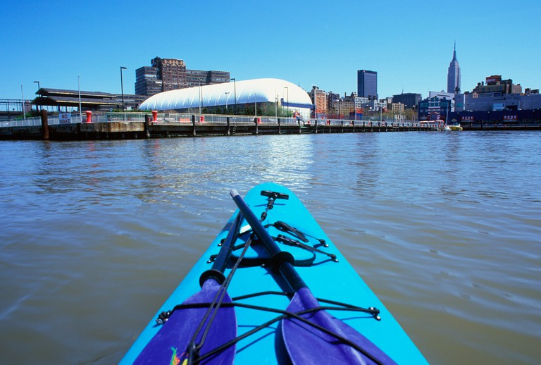 Manhattan Kayak Company Chelsea Piers New York