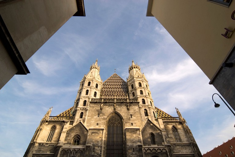 The Stephanskirche attracts nearly 3 million visitors each year