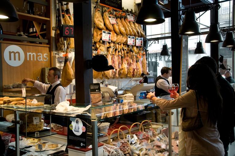 Mercado de San Miguel Market