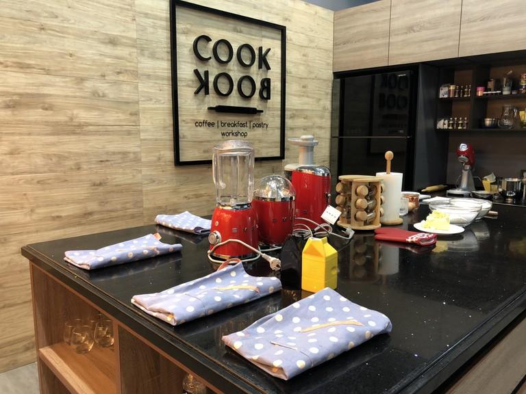 Cookbook Workshop