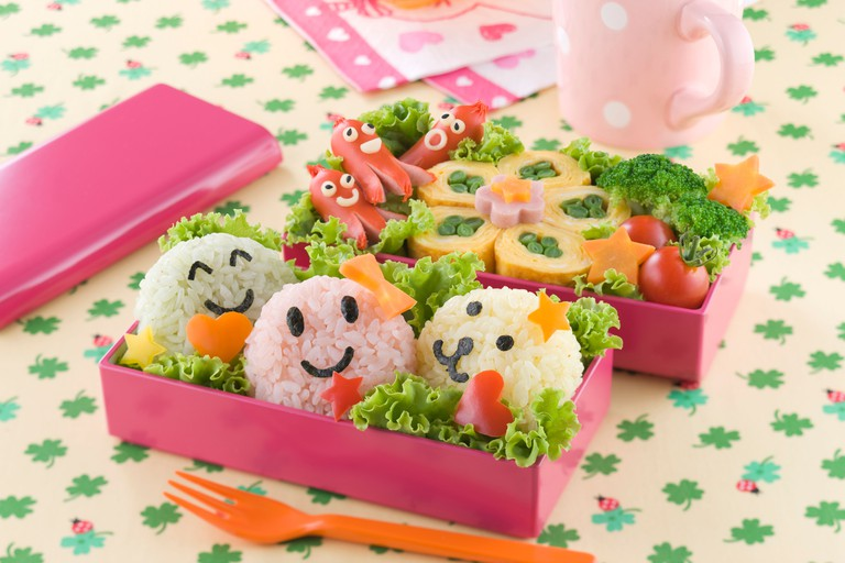 Immerse yourself in a slice of Japanese culture and learn how to create your very own mini lunchbox