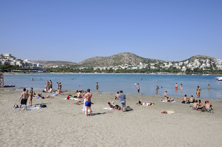 Vouliagmeni is home to a number of family-friendly beaches