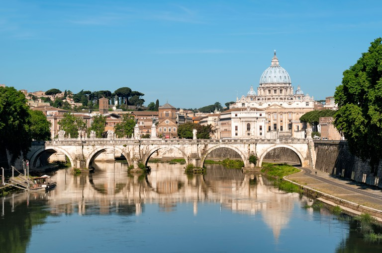 St. Peter's Basilica, Rome - Italy.