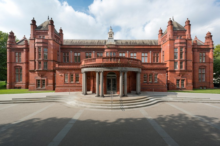 The Whitworth Art Gallery reopened in 2015 after extensive restoration