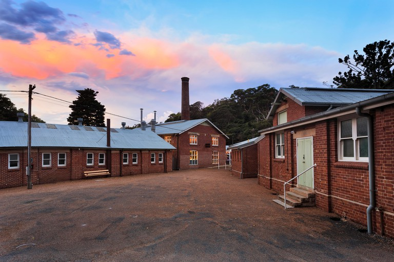 Sydney's Quarantine station on North Head is reputedly one of the country's most haunted sites.