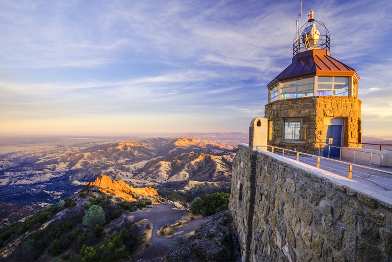 Mount Diablo, California