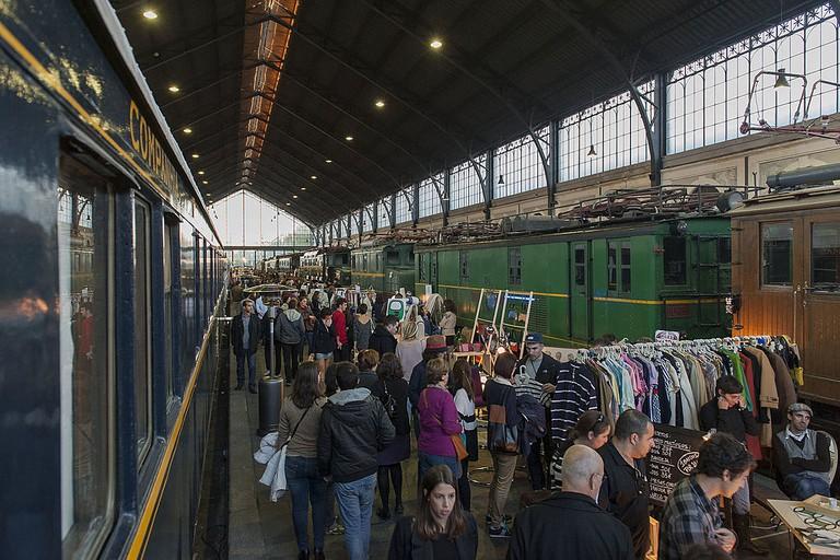 'Mercado de Motores' Fair in Madrid