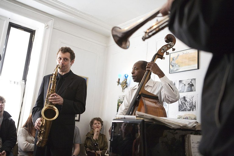 Attend live jam sessions at the parlour of Marjorie Eliot in Harlem