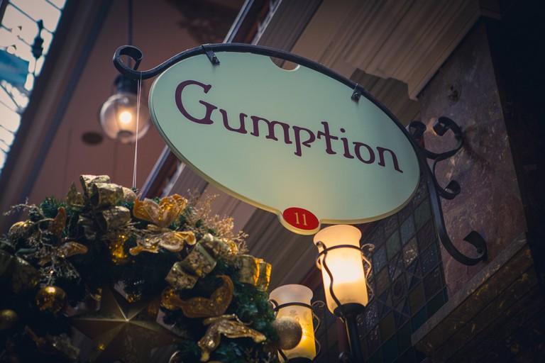 Gumption by Coffee Alchemy © Coffee Alchemy