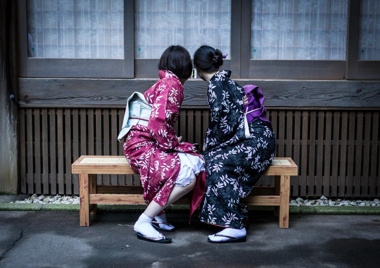 Embody the spirit of Japanese culture