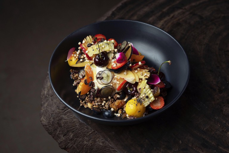 Try Either Or's seasonal granola