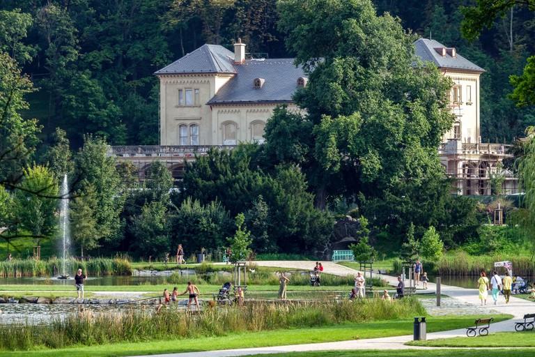Stromovka Park