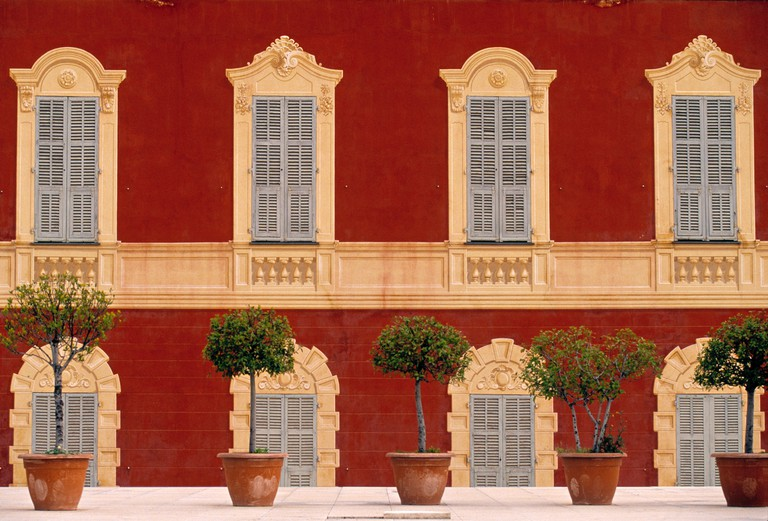 Musee Matisse, Nice, Cote d'Azur, France