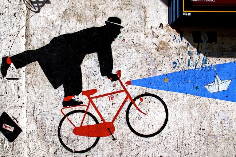 Paris. Street art