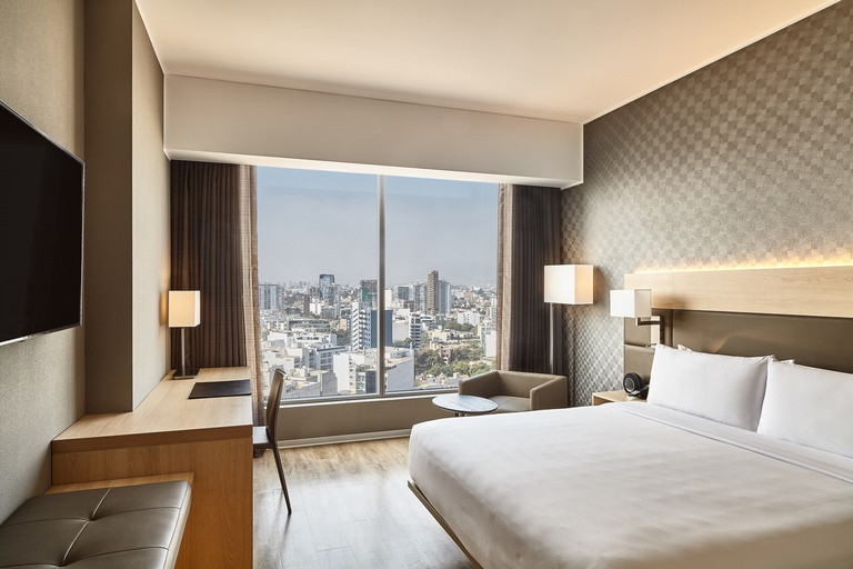 King Deluxe Guest Room, AC Hotel by Marriott Lima Miraflores