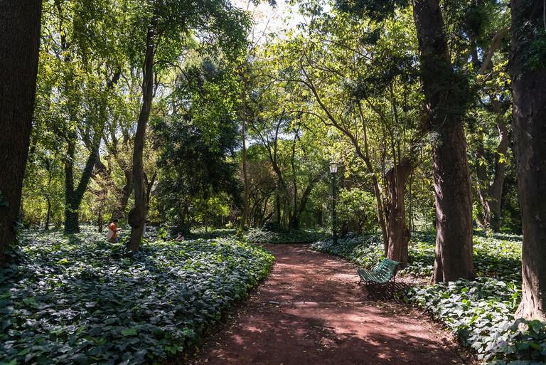 Botanical Garden, Palermo district, Buenos Aires, Argentina