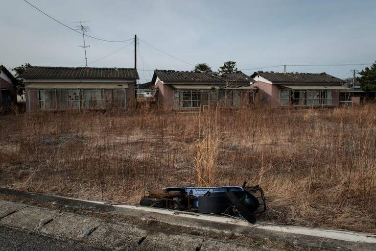 Eight Years After 3.11 Disaster In Fukushima