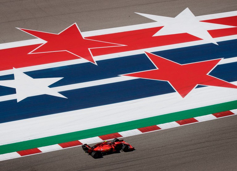 F1 Grand Prix of USA at Circuit of The Americas