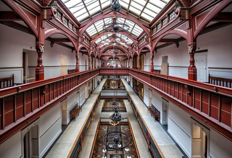 Copenhagen City Hall, interior detail