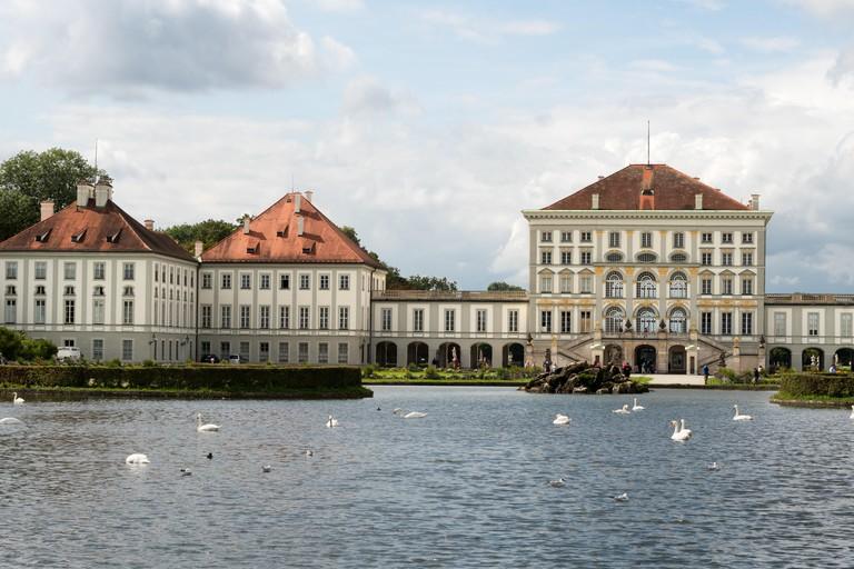 Nymphenburg Palace Munich, Germany, Europe.