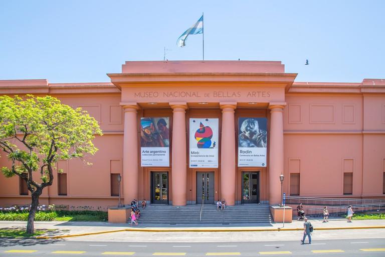 Museo Nacional de Bellas Artes, Buenos Aires, Buenos Aires, Argentina