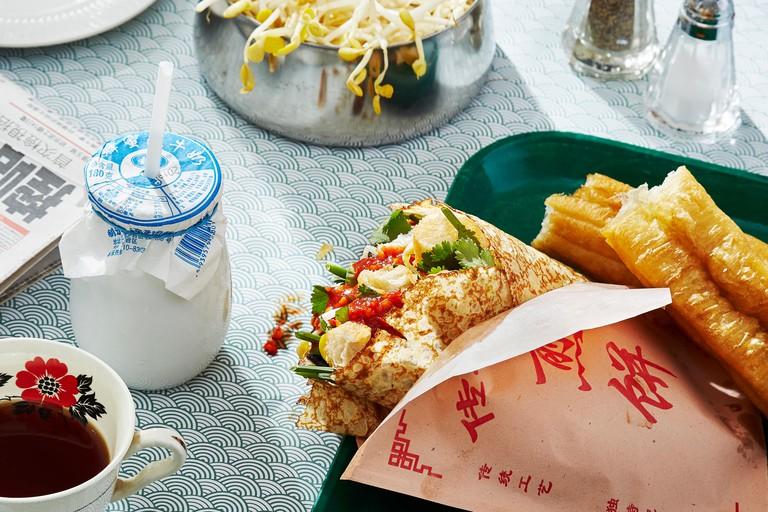 Beijing Breakfast