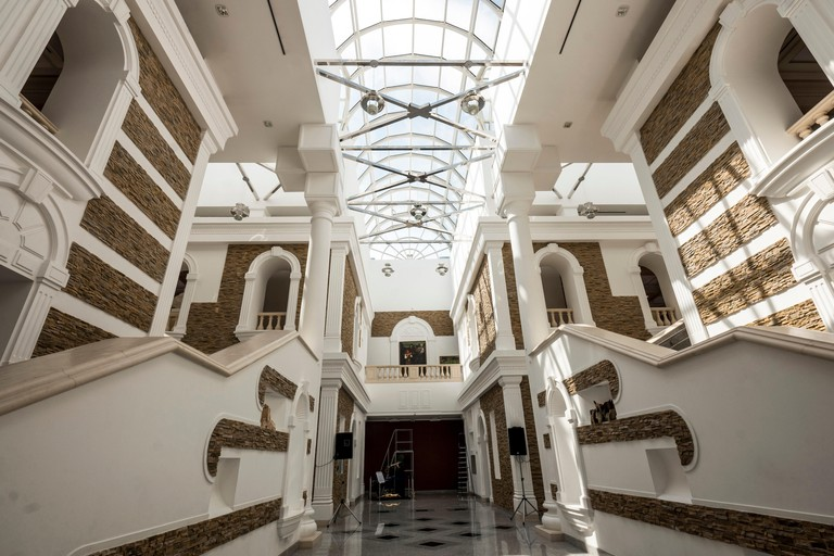 Belarusian National Arts Museum, Minsk, Belarus.