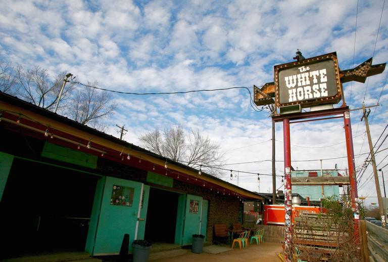 The White Horse Austin Texas
