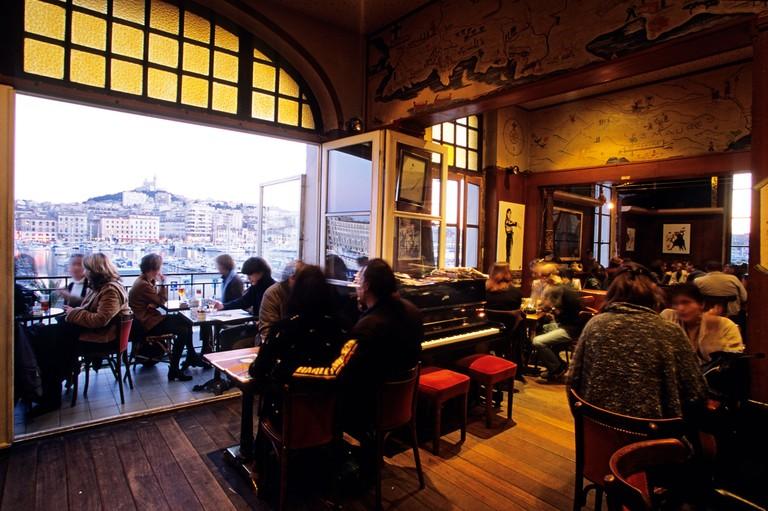 La Caravelle bar, Marseille