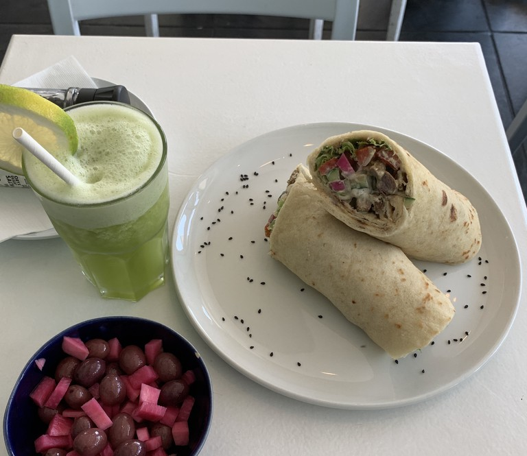B_ Rafael's Shawarma