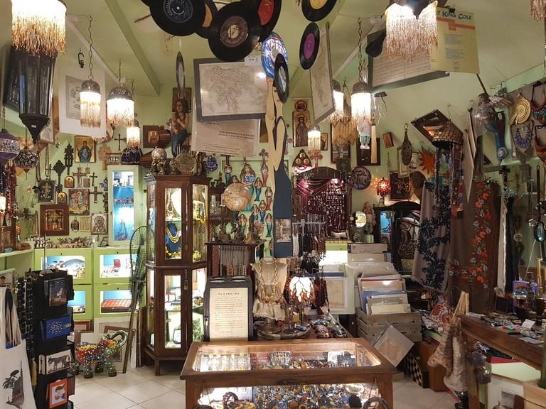 Vintage shop Epilekton