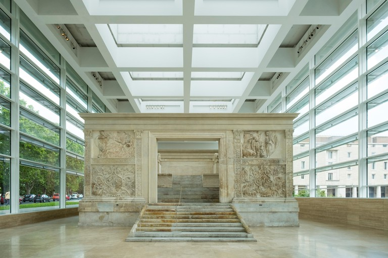 Museum of the Ara Pacis (Museo dell'Ara Pacis) housing Ara Pacis monument