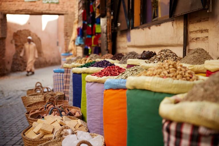 Spicy Marrakech