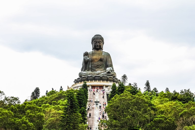 Tian Tan Buddha (Ngong Ping 360)