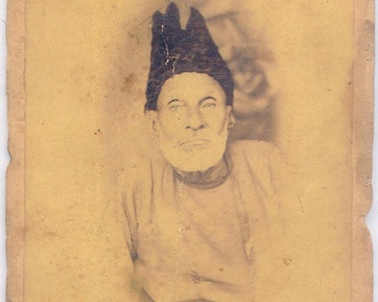 Mirza Ghalib (circa 1860-1869)