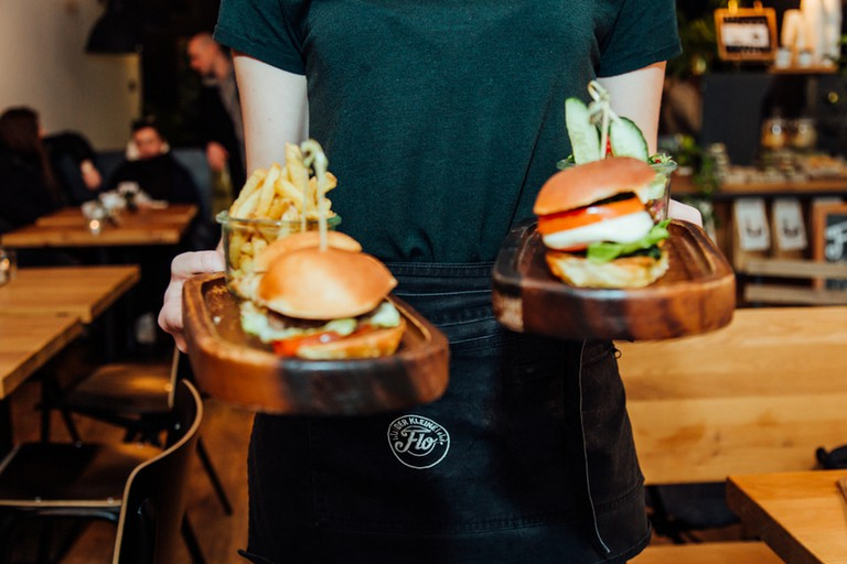 Der kleine Flo - Burger