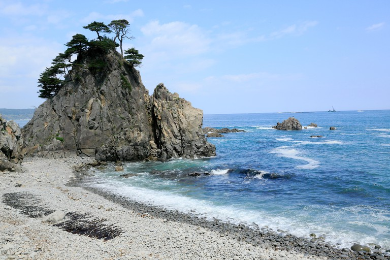 Kuji on the Sanriku Coast