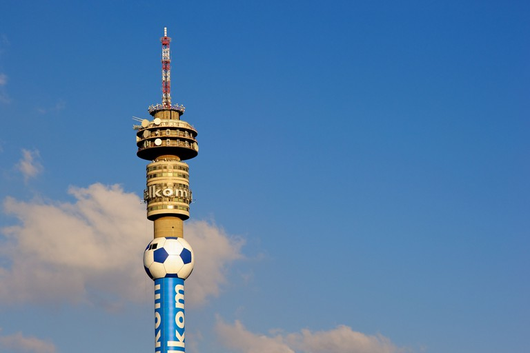 Hillbrow Tower in Johannesburg