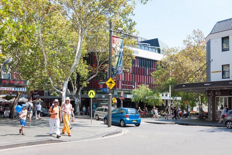Darlinghurst Road, Kings Cross, Sydney, New South Wales, Australia
