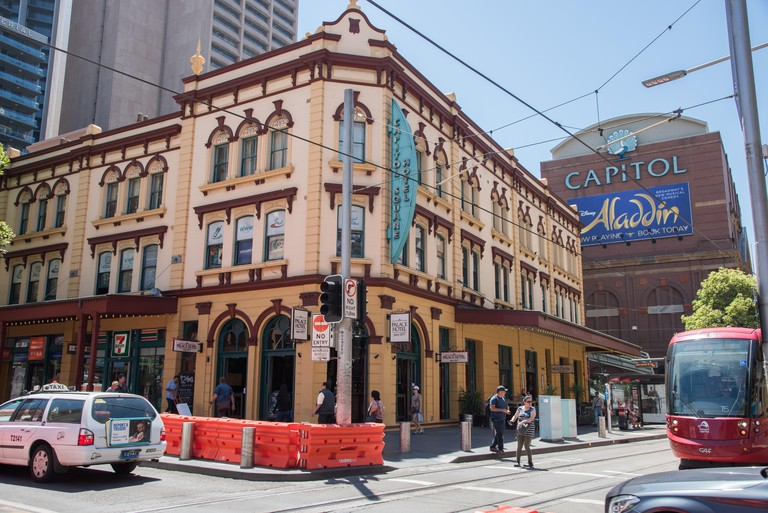 Capitol Square Hotel and Theatre