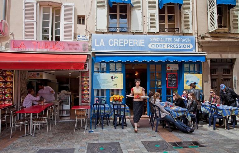 La Creperie, Cannes