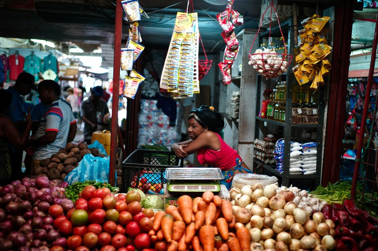 Cartagena's local popular market suggested only for the culinary daredevils.