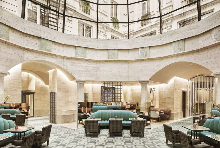 The Park Hyatt Milan is close to many attractions, including the Duomo di Milano