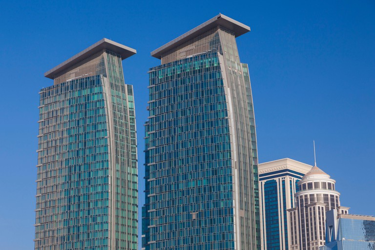 Marriott Hotel Towers, Doha