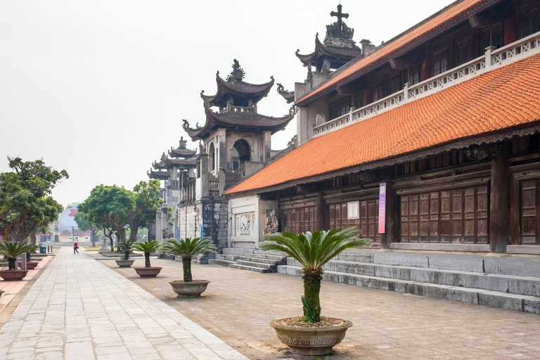Phat Diem Cathedral complex, Phat Diem