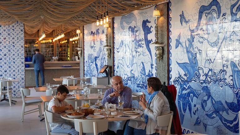 Em Sherif Sea Cafe