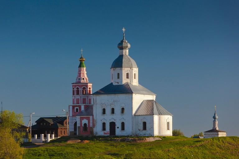 Suzdal churches, Russia
