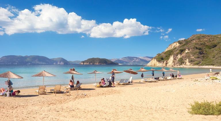 Greece - Zakynthos Island, Ionian Sea, Gerakas beach
